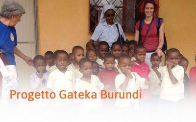 Burundi – Progetto Gateka (2010)