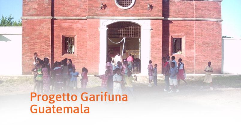 Guatemala – Progetto Garifuna (2007–2008)