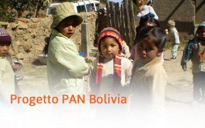 Bolivia – Progetto PAN (2008-2009)