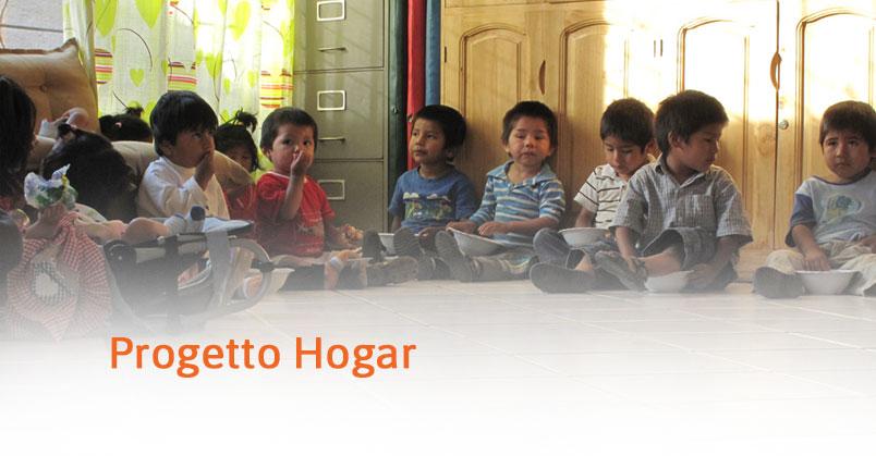 Bolivia – Progetto Hogar
