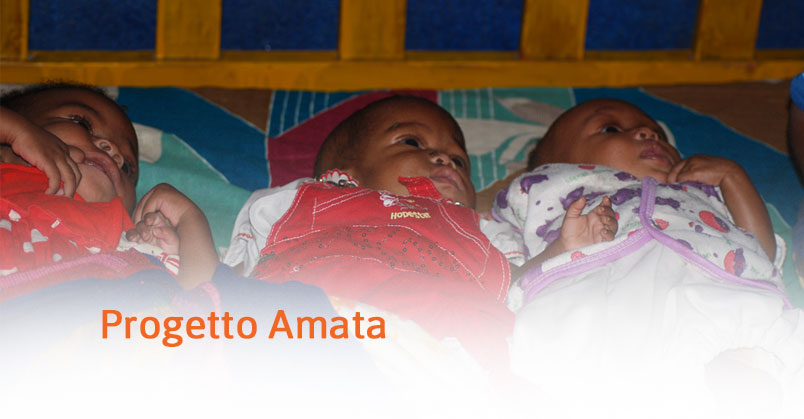 Burundi – Progetto Amata