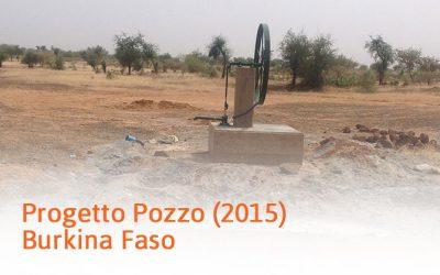 Burkina Faso – Progetto Pozzo (2015)