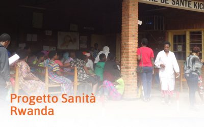 Rwanda – Progetto Sanità