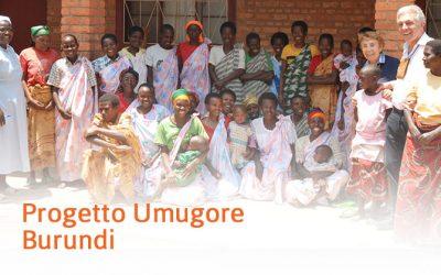 Burundi – Progetto Umugore